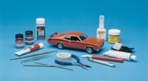 model kit supplies