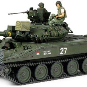 Tamiya 135 US Airborne Tank M551 Sheridan Plastic Model Kit