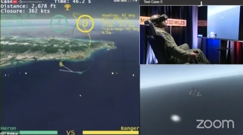AI Pilot defeats real F-16 pilot in dogfight