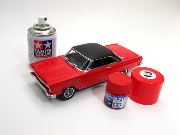Tamiya Lacquer Paint Review