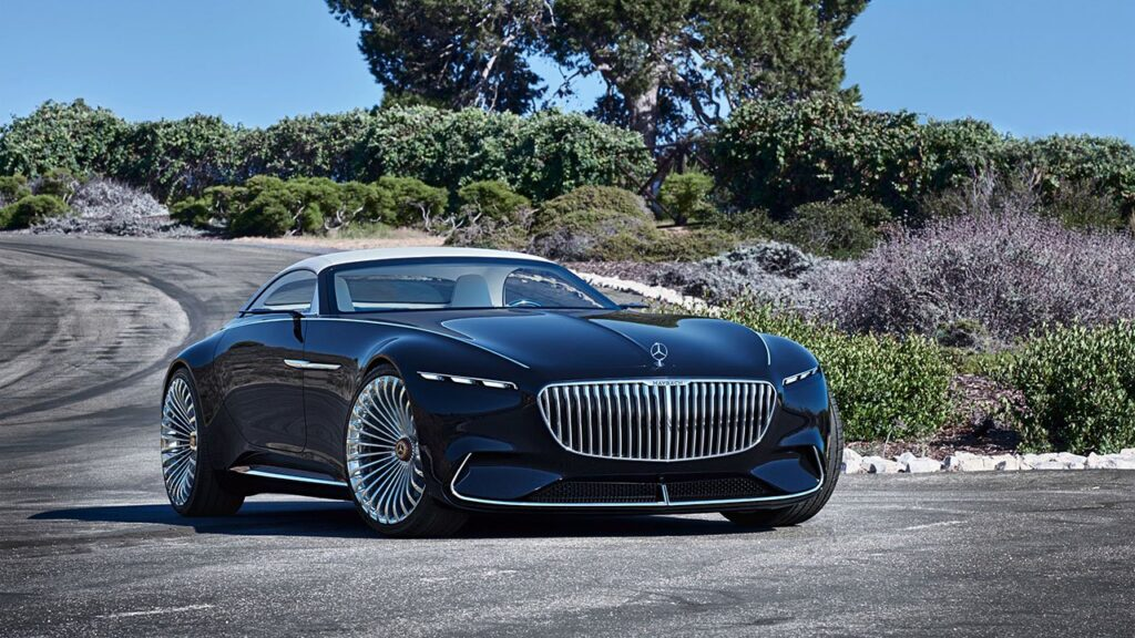 10 Most Expensive Cars of Mercedes Benz