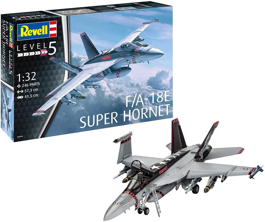 https://hobbyzero.com/kit-reviews/revell-1-32-f-a-18-e-super-hornet-review/