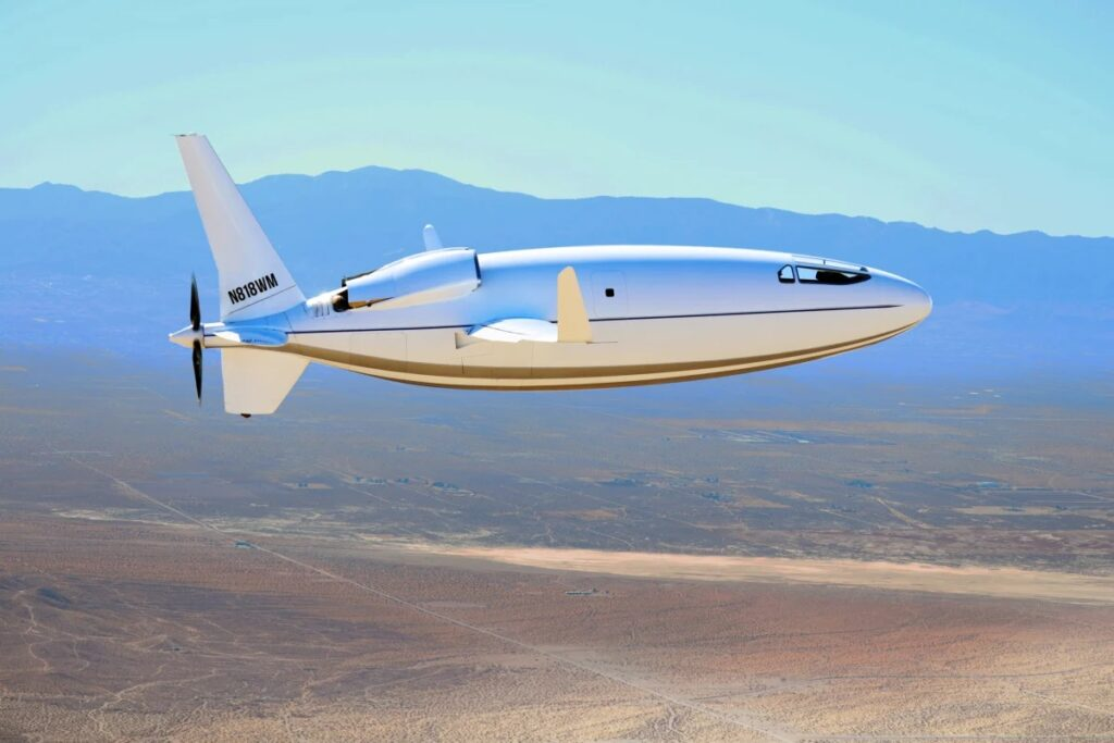 Bullet-designed Aircraft Celera 500L Starts Test Flights