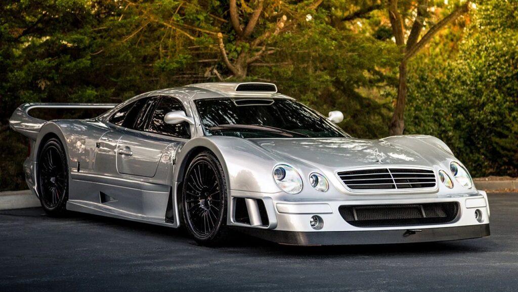 CLK GTR Super Sport