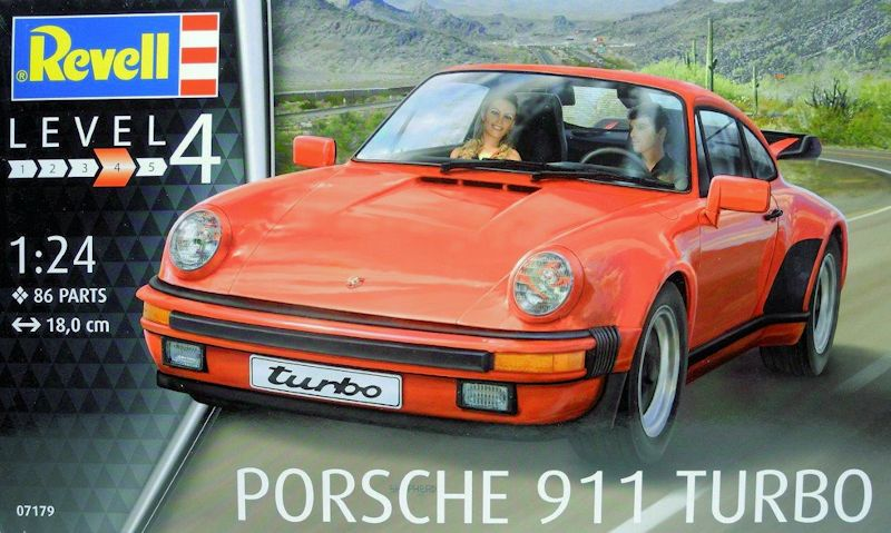 Revell Porsche 911 Turbo Review