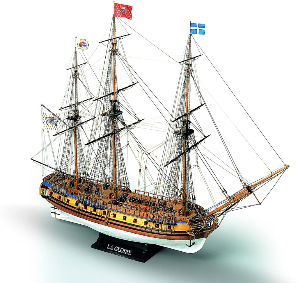 Best wooden ship model kits