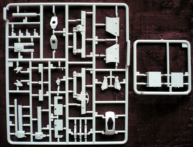 Miniart SU-122 Review 06